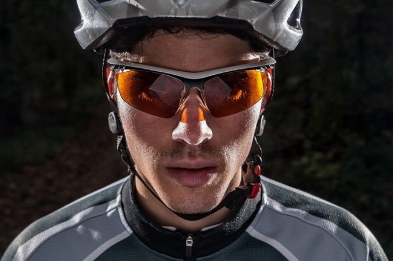 Cycling glases