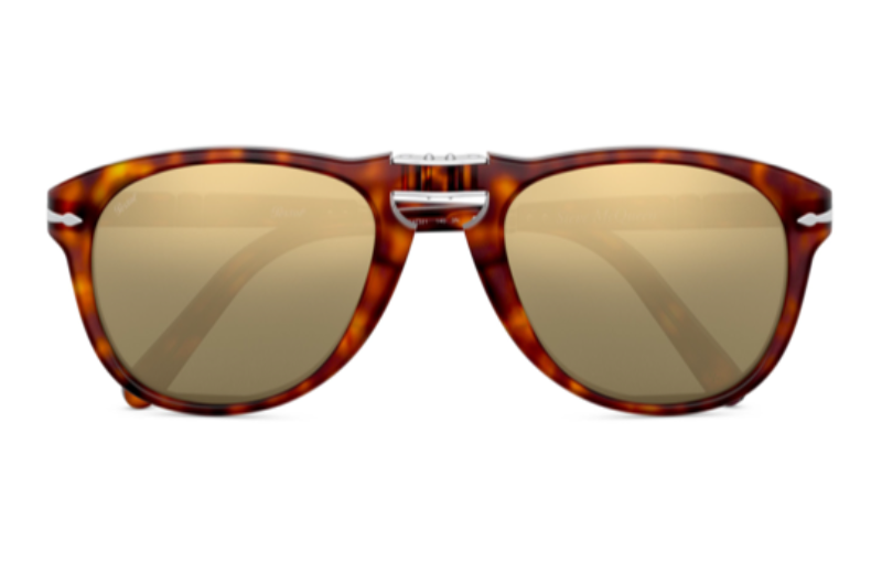 Persol 714 24k gold Lenses London