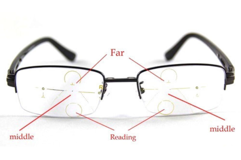 Progressive Glasses Lenses London