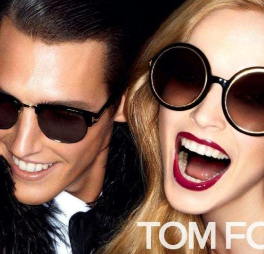 Tom Ford Eyeear About