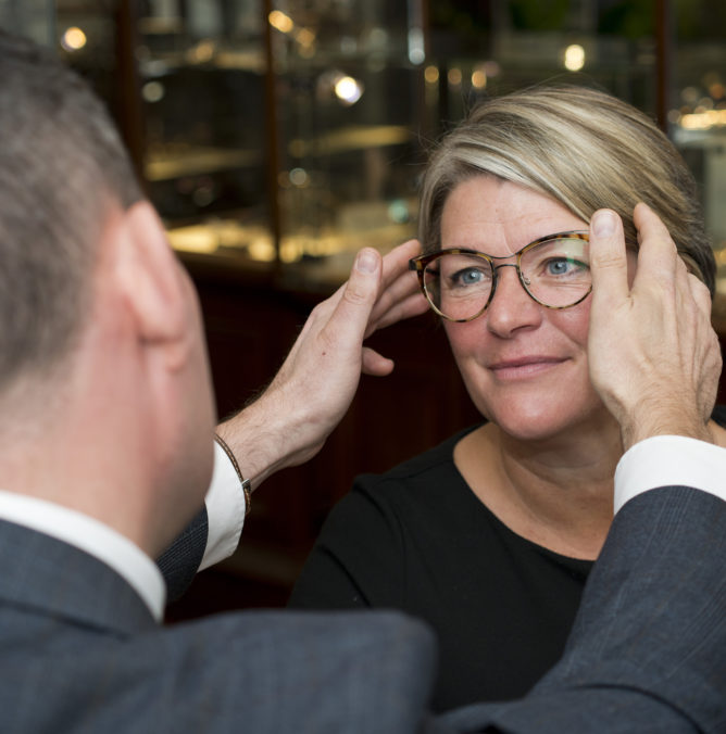 Eye Examinations at Roger Pope & Partners Opticians
