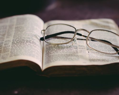 Reading Glasses Banner